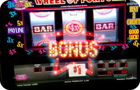 Tragamonedas con minijuegos o rondas bonus