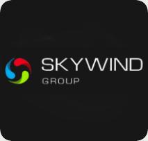 Skywind Group provedor de juegos de casinos logo