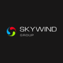Skywind Group proveedor de juegos de casino logo