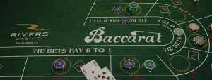 baccarat casinos online