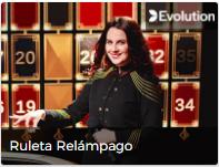 Ruleta Relampago