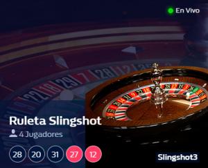 ruleta slingshot